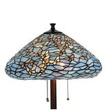7860 Tiffany Vloerlamp Fly Away met vlinders