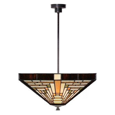 8253P strak rond Rising Sun Art Deco