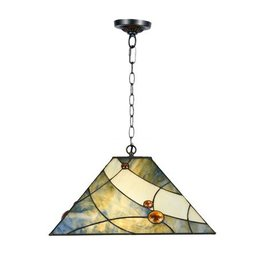79897883 Tiffany hanglamp model Sky Blue