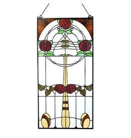 7865 Tiffany Raamhanger Mackintosh Rose