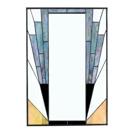 8150 Tiffany Spiegel French Art Deco