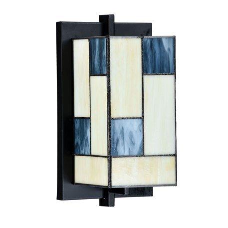 7869 Tiffany Wandlamp Model Mondriaan