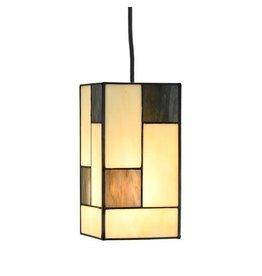 8116 Tiffany Hanglampje Mondriaan