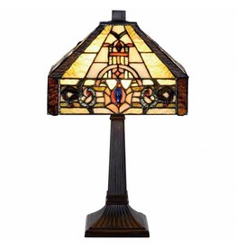 9992 Tiffany Tafellampje