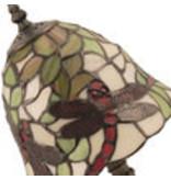 5940 Tiffany tafellampje Libelle