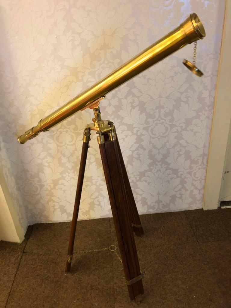 15307 Koperen telescoop