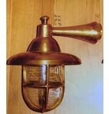 A/158 Koper scheepslamp middel