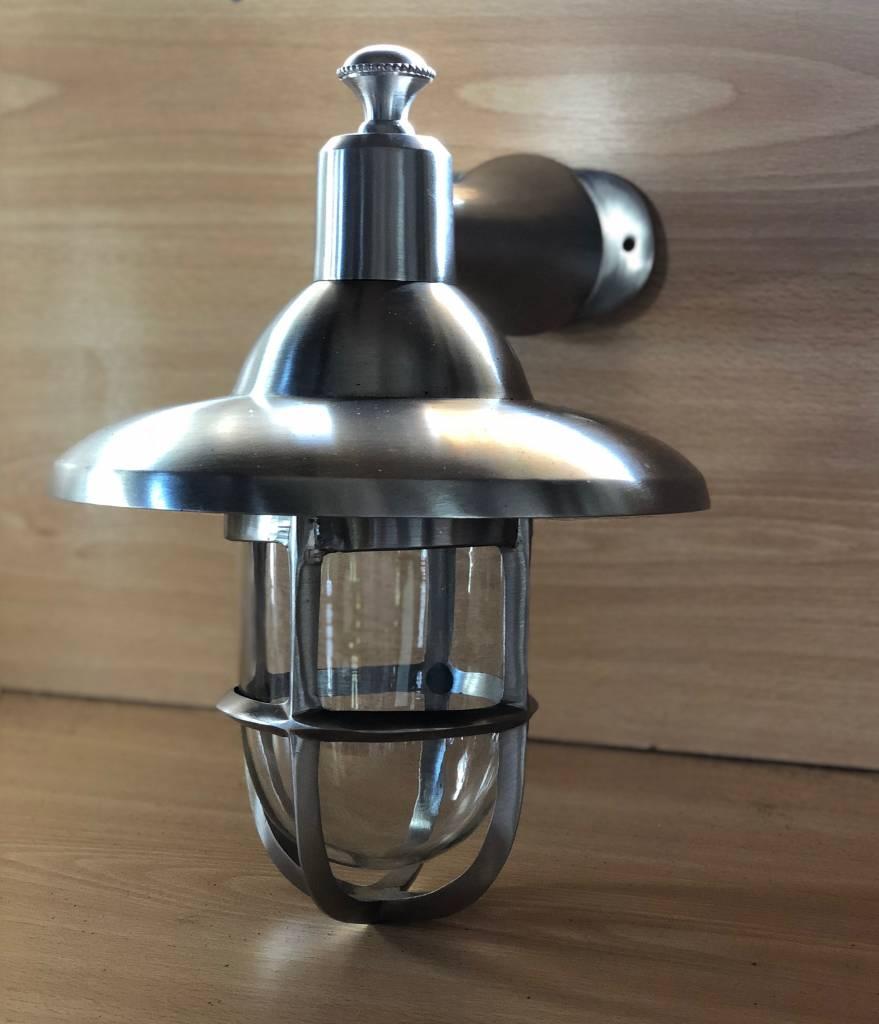 AZ/157 scheepslamp zilverkleur small
