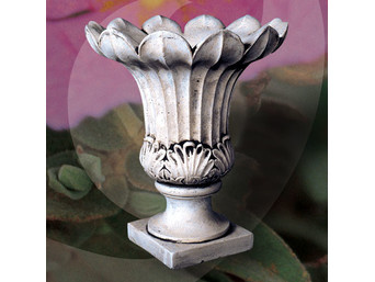 Demmerik 73 M 342 Bloempot hoog model Tulp