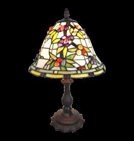 L 6019  Tiffany Tafel lamp