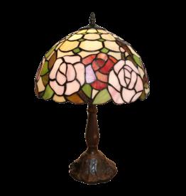 L 6020 Tiffany Tafel lamp
