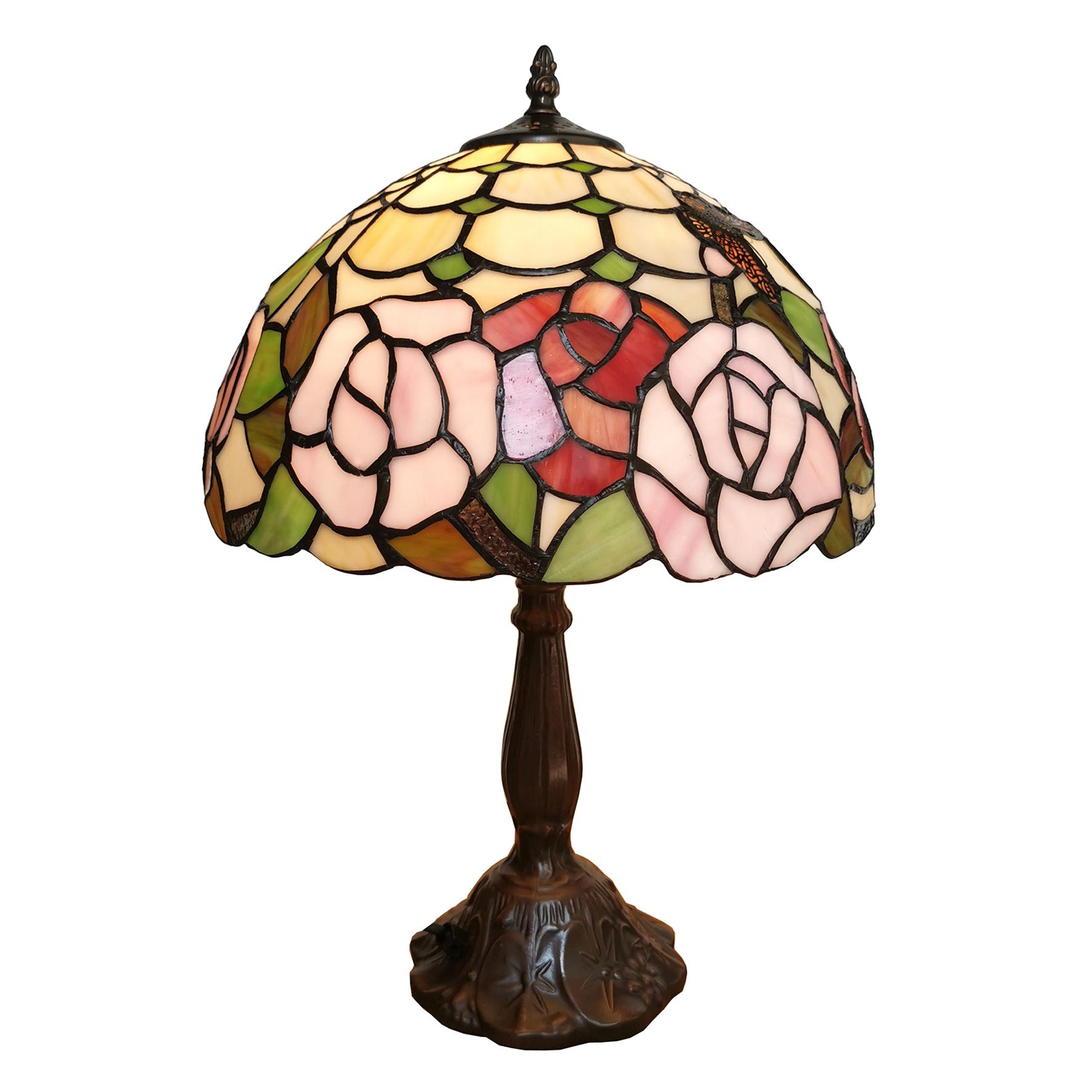 l 6020 Tiffany Tafellamp