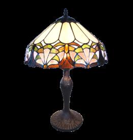 L 6021 Tiffany Tafellamp