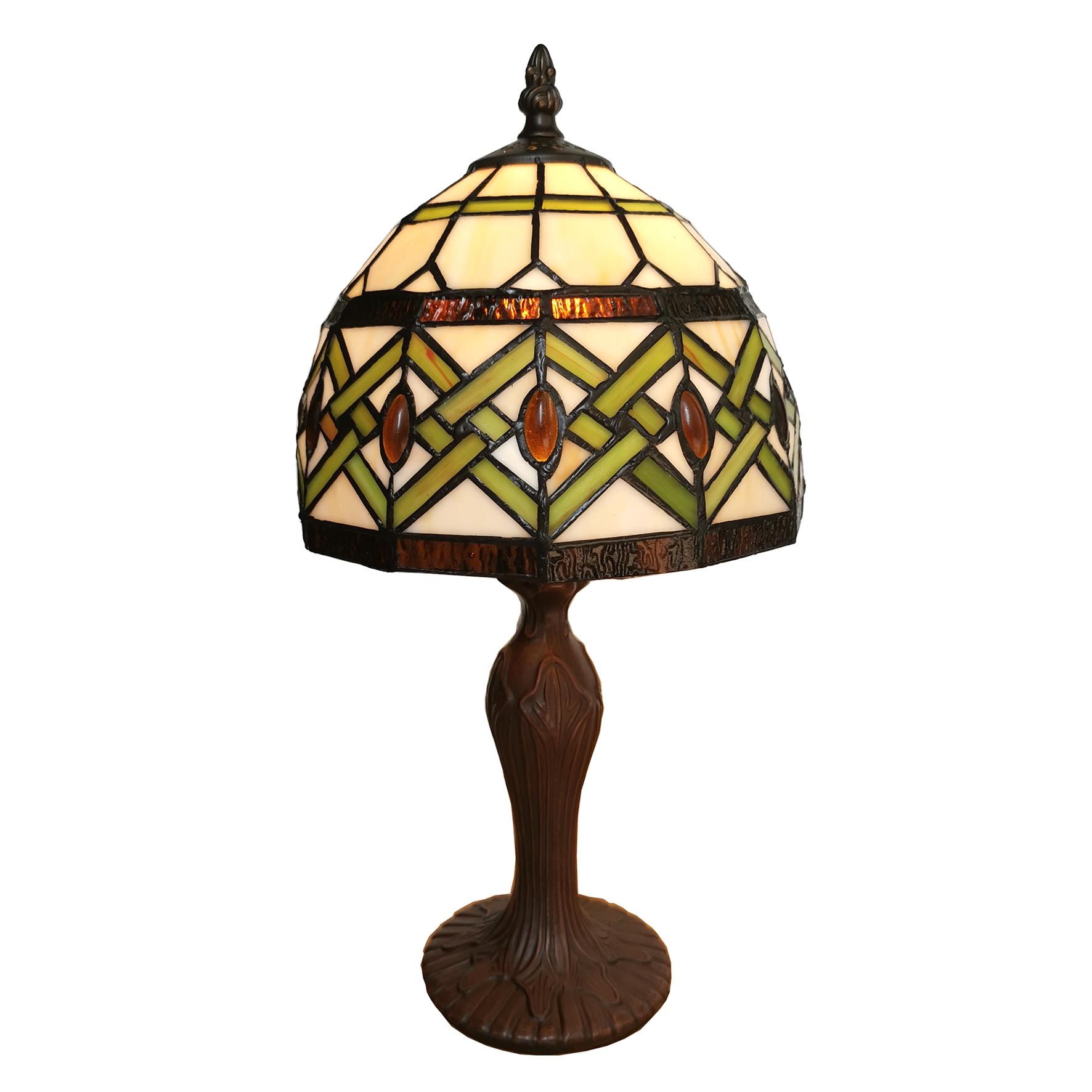 L 6027 Tiffany Tafellampje