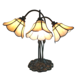 L 6029 Tiffany Tafellamp model Lily