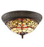 L5909 Tiffany Plafondlamp