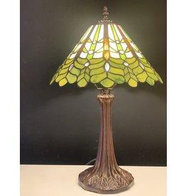 RoMaLux D10040 Tiffany Tafellamp