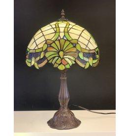 RoMaLux D10010 Tiffany Tafellamp