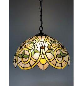 RoMaLux D10031 Tiffany hanglamp