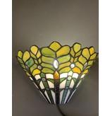 RoMaLux D10041 Tiffany Wandlamp
