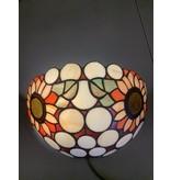 RoMaLux D10021 Tiffany wandlamp