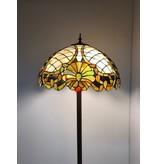 RoMaLux D10013 Tiffany Vloerlamp