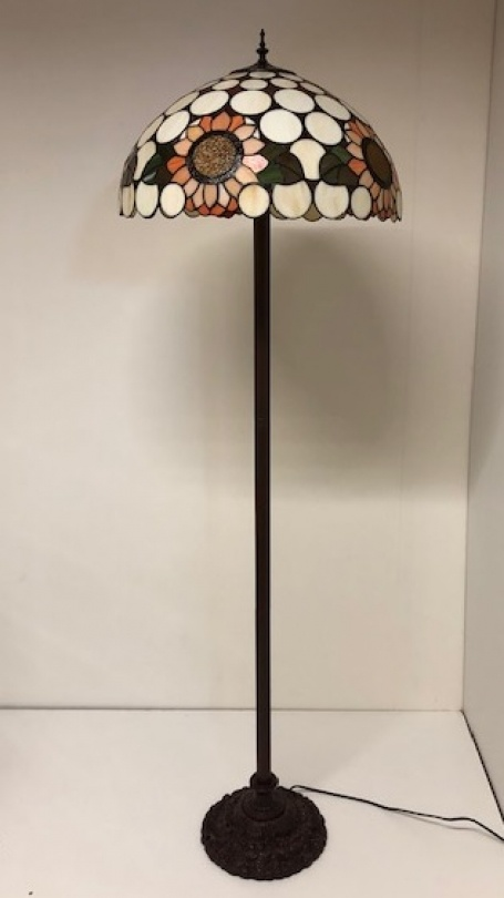 RoMaLux D10023 Tiffany Vloerlamp