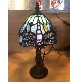 RoMaLux 7222  Tiffany Tafellampje