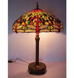 RoMaLux RML- 7547 Tiffany Tafellamp
