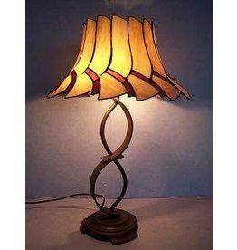 RoMaLux RML- 7569 Tiffany Tafellamp