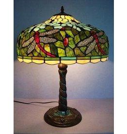 RoMaLux RML- 7508 Tiffany Tafellamp