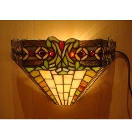 RoMaLux RML- 7515 Tiffany Wandverlichting