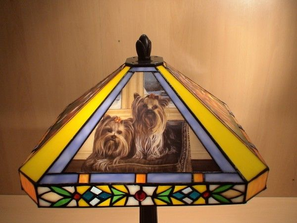 RoMaLux Tiffany verlichting