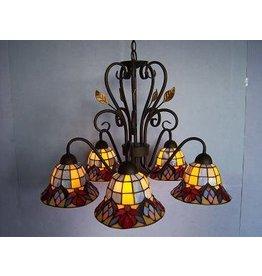 RoMaLux RML- 7439 Tiffany Hanglamp