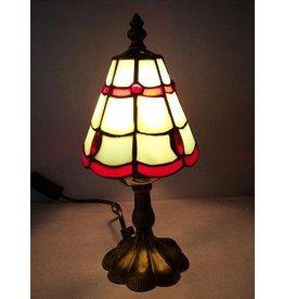 RoMaLux RML- 5624 Tiffany Tafellampje