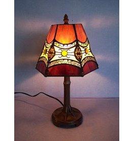 RoMaLux RML- 7568 Tiffany Tafellampje