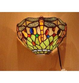 RoMaLux RML- 7549 Tiffany Wandverlichting