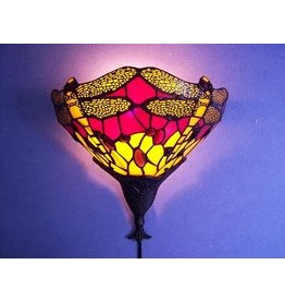 RoMaLux RML- 7228 Tiffany Wandverlichting
