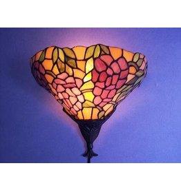 RoMaLux RML- 7593 Tiffany Wandverlichting