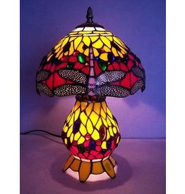 RoMaLux RML- 7597 Tiffany Tafellampje