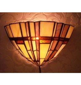 RoMaLux RML- 7644 Tiffany Wandverlichting