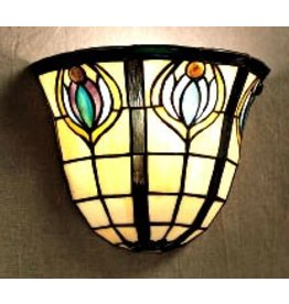 RoMaLux RML- 7638 Tiffany Wandverlichting