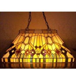 RoMaLux RML- 7646 Tiffany Biljartlamp