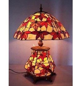 RoMaLux RML- 7539 Tiffany Tafellamp