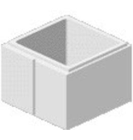 Demmerik 73 Zuil blok vera groot