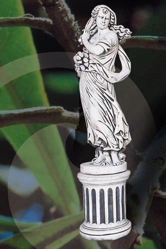 Demmerik 73 F013 beeld op zuil