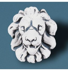 Demmerik 73 P223 leeuw wand