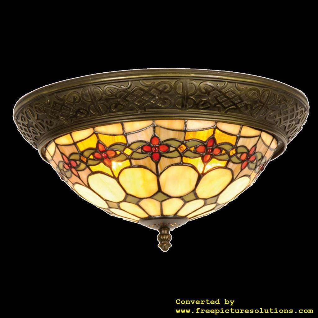 Demmerik 73 5355 Tiffany plafond  lamp