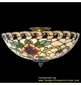 Demmerik 73 5419 Tiffany plafond  lamp