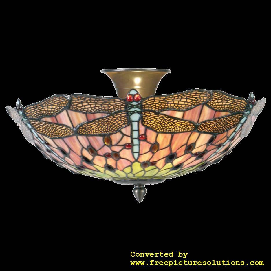 Demmerik 73 5415 Tiffany plafond lamp